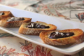 How To Make Chocolate Crostini With Sea Salt Topping
