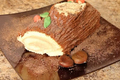 How To Make Chocolate Yule Log