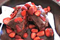 How To Make A Strawberry Chocolate Crepe Stack