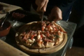 Chris Lilly's Grilled Pizza