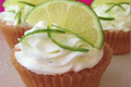 Cinco de Mayo Strawberry Margarita Cupcakes