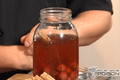 How To Make Homemade Cinnamon And Cherry Infused Whiskey