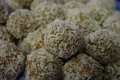 Raw Vegan Date Chocolate Balls