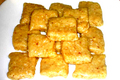 Coconut Burfi With Walnuts