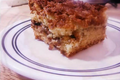 Coconut Coffee Cake