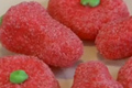 Coconut Strawberry Candy
