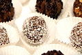 How To Make Coconut Chocolate Balls