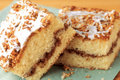 How To Make Sour Cream Coffee Cake With Pecan Streusel & Maple Glaze