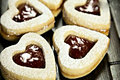 Linzer Cookies