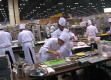 Cooking Competition Clip At The 2007 Florida Restaurant Show Video