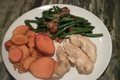 Kyle Korver Style Meal : Part 3 -  Chicken Meal Recipe Video