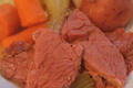 Corned Beef and Cabbage - St. Patrick's Meal 