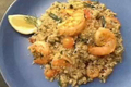 How To Make Couscous With Shrimp And Vegetables