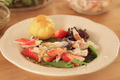 How To Make Alaskan King Crab And Strawberry Salad