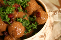 How To Make Tangy Cranberry Meatballs