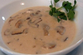 Quick and Easy Cream of Mushroom Soup