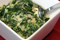 Creamed Spinach Recipe Video