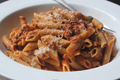 How To Make Creamy Tomato Tuna Sauce With Penne Pasta
