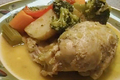 How To Make Crock Pot Chicken With Cheese And Veggies