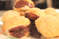 Crunchy Chocolate And Almond Pastry