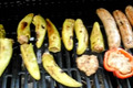 How To Make Crunchy Grill Banana Peppers Chilies