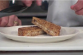 How To Make Crunchy Jelly Cheese French Toast Sandwich
