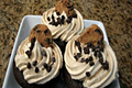 How To Make Chocolate Chip Cookie Dough Cupcakes