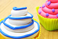 How to Make Playdough Cupcakes