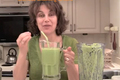 How To Make Dandelion And Fruit Smoothie