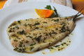 How To Make Broiled Rainbow Trout With Parsley Brown Butter