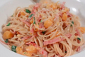 How To Make Delicious Ham & Butternut Squash Spaghetti