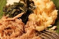 Kalua Pork - Hawaiian Mix Plate Tribute