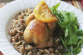 How To Make Delicious Roast Quail With Cured Lemon