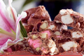How To Make No Bake Homemade Valentine's Day Rocky Road