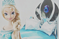 How to Make an Elsa Doll Bed from The Disney Movie Frozen