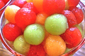 How To Make Drunken Melon Balls or Boozy Balls