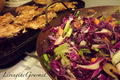 How To Make Tasty Sliced Pork Loin With Red Cabbage!!!