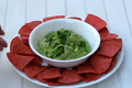 Soft Guacamole Sauce