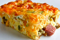 How To Make Ham And Cheese Breakfast Bake