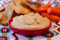 Super Easy Hummus - Healthy Snack