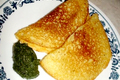 Khatta Puda Or Pudla - Rice Flour Dosa (soury Rice Flour Pan Cakes)