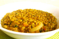 How To Make Easy Moroccan Lentils