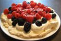 How To Make Berry Topped Pavlova