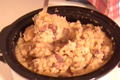 Easy Smothered Potatoes & Sausage in Slow Cooker