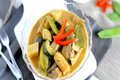 Easy Vegetarian Thai Yellow Curry Recipe Video