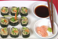 How To Make Easy Veggie Nori Rolls