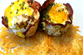 How To Make Bacon Wrapped Egg Cups