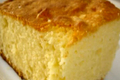 Sponge Cake (Eggless)