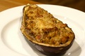 How To Make Eggplant Stuffed With Scamorza Cheese