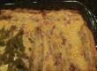 Onion Cheese Strata